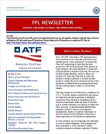 Cover of the 2021 FFL Newsletter