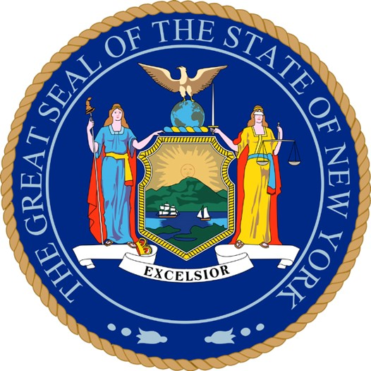 Seal of the State of New York