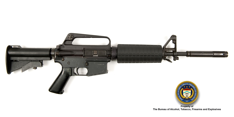 Picture of Palmetto Armory BH15A1: Make: Palmetto Armory Model: BH15A1 Caliber: .223