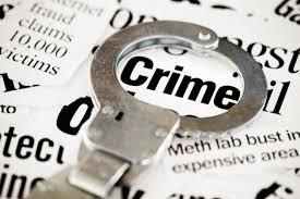 Report a crime graphic