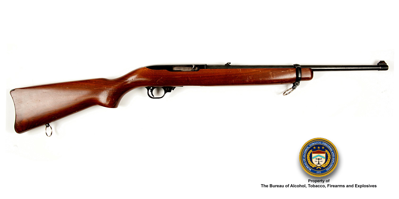 Picture of Ruger 10/22Make: Ruger Model: 10/22 Caliber: .22 Long Rifle