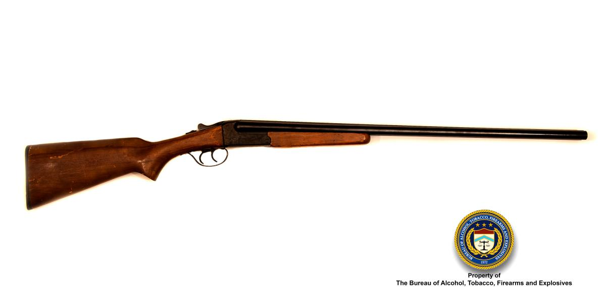 Picture of Savage Make: 511, double barrel Model: 20 gauge