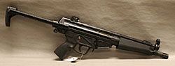 Image of a Short Barreled Rifle