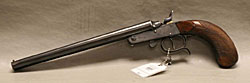 Image of smooth bore shot pistol