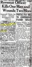 Newspaper article regarding James Bowdoin