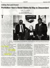 Image of Inside ATF Newsletter - September 1999