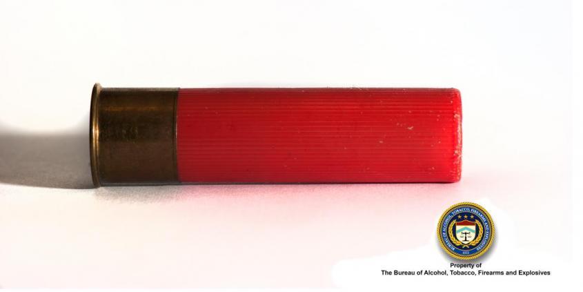 Picture of a 12 gauge (shotgun)