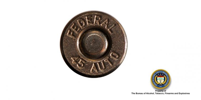 Picture of 45 Cal Bullet