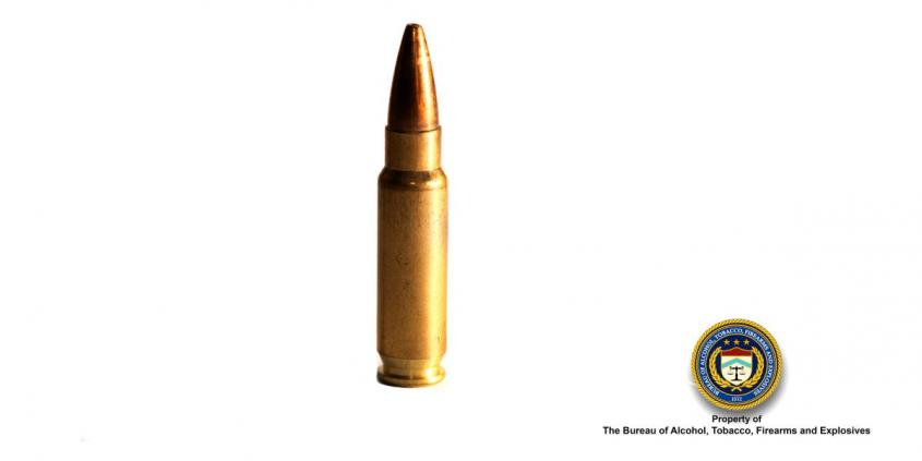 Picture of 5.7 mm Bullet