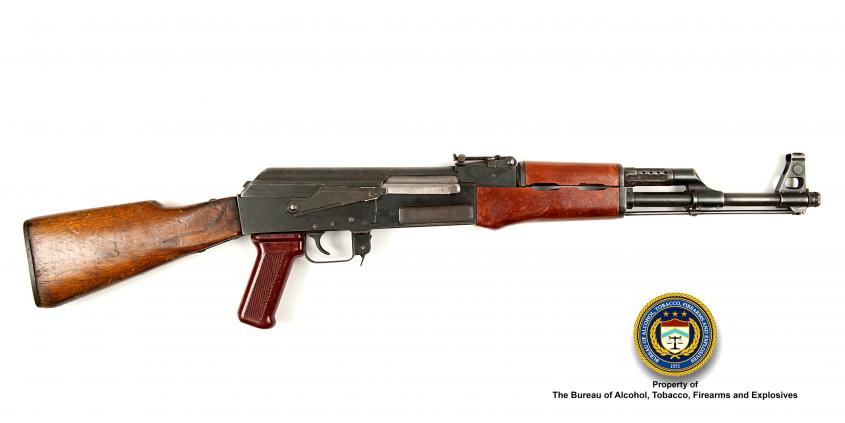 Picture of AKK (Bulgaria): Make: Bulgaria (Factory 10) Model: AKK Caliber: 7.62x39mm