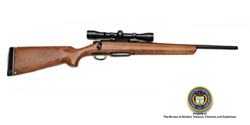 Picture of Bolt Action .308 Rifle