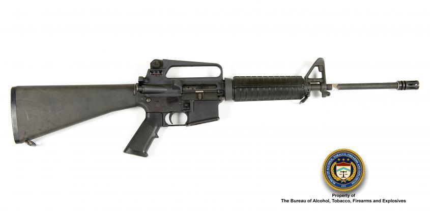 Picture of Cavalry Arms CAV15: Make: Cavalry Arms Model: CAV-15 Caliber: .223