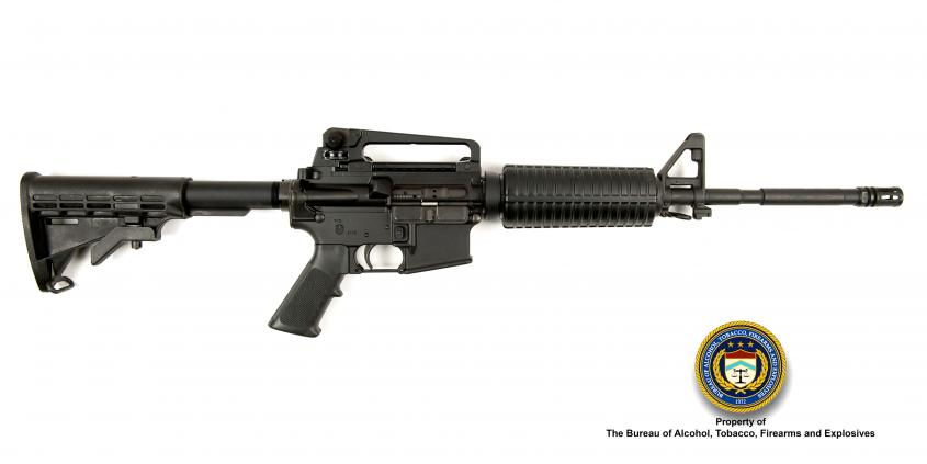 Picture of DPMS A-15: Make: DPMS Model: A-15 Caliber: 223