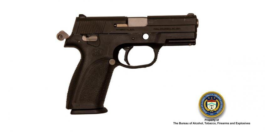 Picture of Fabrique National (FN) FNP Caliber: 9mm