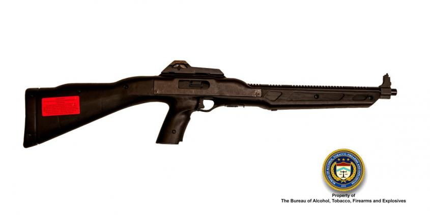 Picture of Hi-Point Make: 995 Caliber: 9 mm