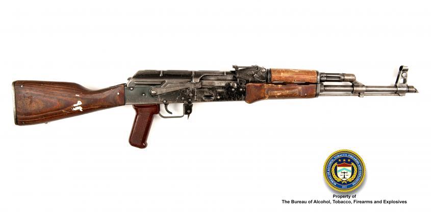 Ishevsk AKM: Make: Ishevsk Model: AKM Caliber: 7.62x39mm
