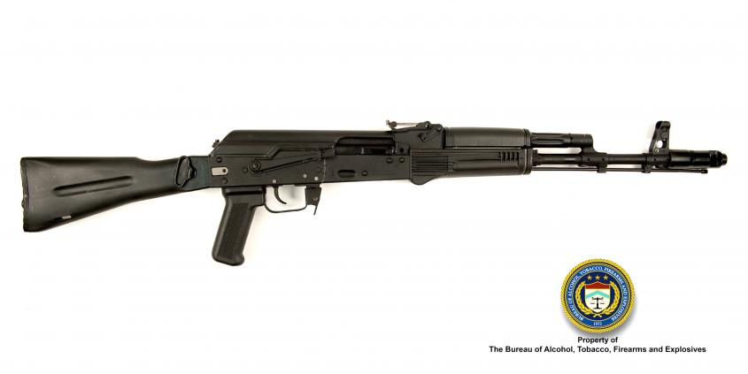 Picture of Izhevsk AK-103: Make: Izhevsk Model: AK-103 Caliber: 7.62x39mm