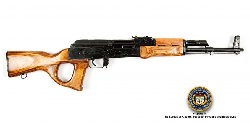 Picture of MAADI ARM: Make: Maadi Model: ARM Caliber: 7.62x39mm