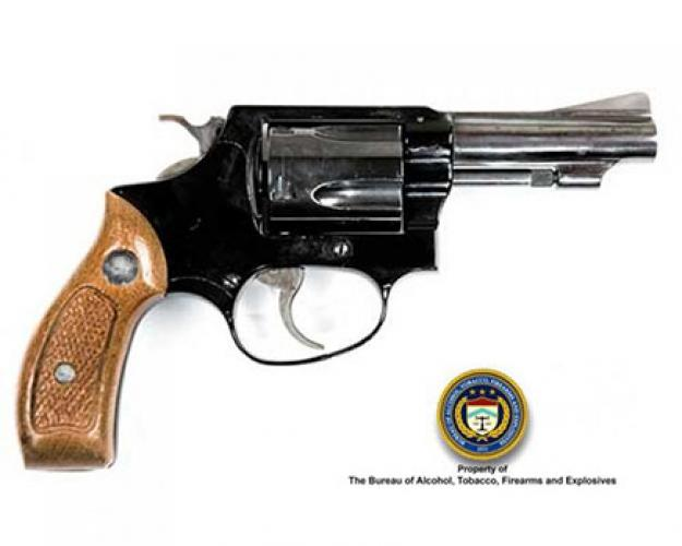 Picture of Smith and Wesson Airweight .38 Special Revolver