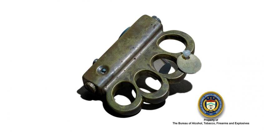 Picture of Brass Knuckle Gun