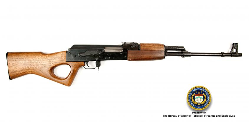 Picture of Norinco NHM 91: Make: Norinco Model: NHM91 Caliber: 7.62x39mm