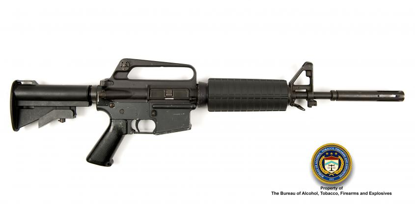 Picture of Palmetto Armory BH15A1: Make: Palmetto Armory Model: BH15A1 Caliber: .223