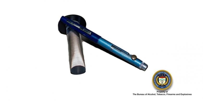 Picture of Pen Gun