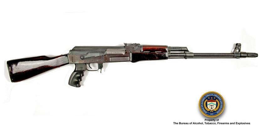 Picture of Poly Technologies AK-47/s: Make: Poly Technologies (China) Model: AK-47/s Caliber: 7.62x39mm