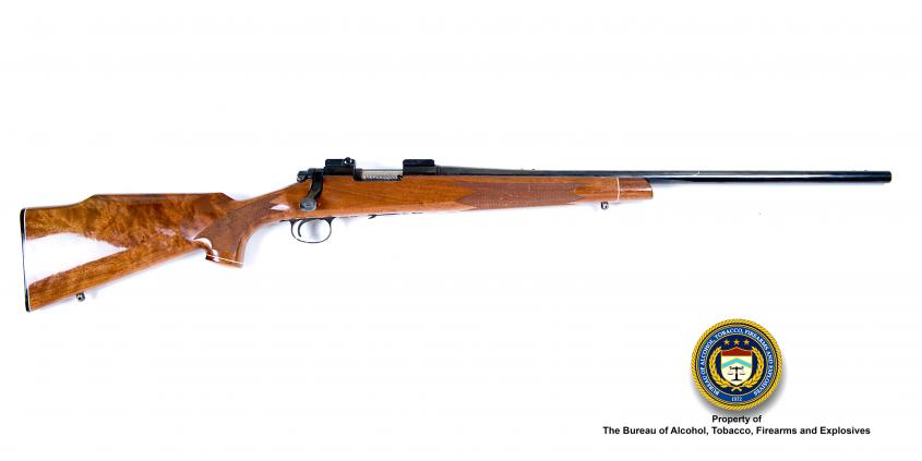 Picture of Remington 40x Make: Remington Model: 40-x Caliber: 22 Long Rifle