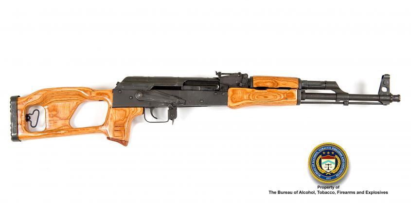 Picture of Romarm/Cugir Romark 99.1: Make: Romarm/Cugir Model: Romark 99.1 Caliber: 7.62x39mm