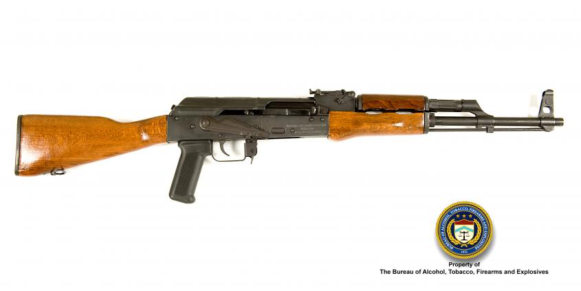 Picture of Romarm/Cugir SAR1: Make: Romarm/Cugir Model: SAR-1 Caliber: 7.62x39mm