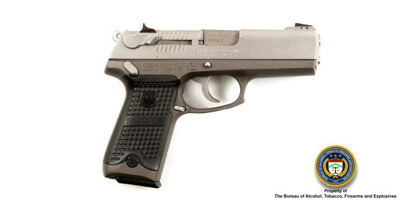 Picture of Ruger Make: Ruger Model: P94DC Caliber: 9mm