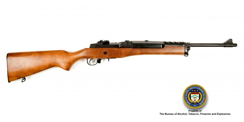 Picture of Ruger Mini Thirty: Make: Ruger Model: Mini Thirty Caliber: 7.62x39mm