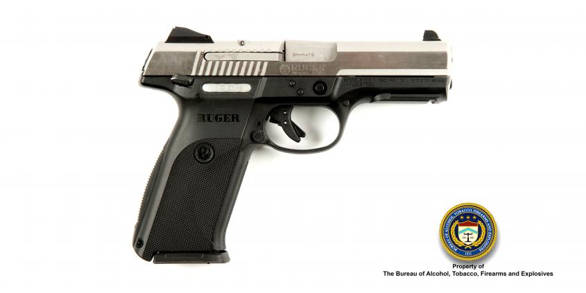 Picture of Ruger SR9 Make: Ruger Model: SR9 Caliber: 9mm