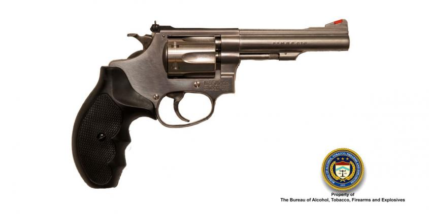 Picture of Smith and Wesson 651-1 Caliber: .22 Cal