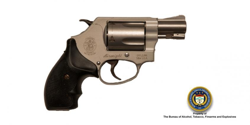 Picture of Smith and Wesson Airweight Caliber: .38 Cal (38 Special)