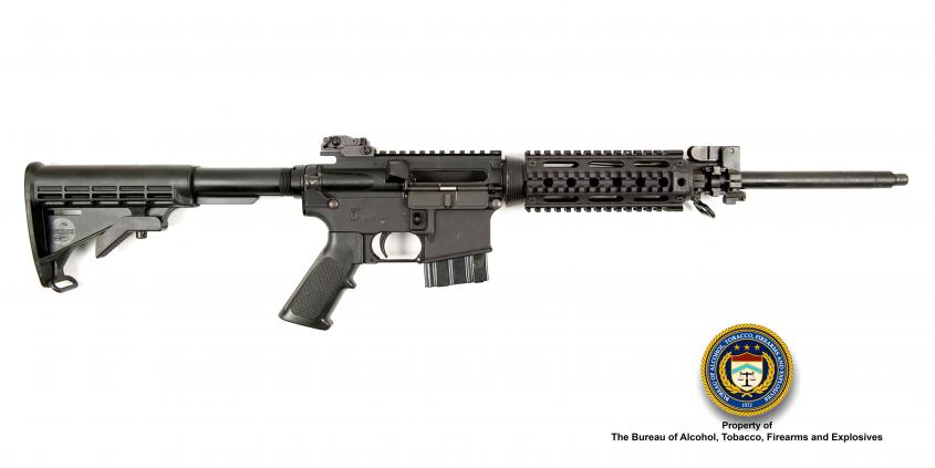 Picture of Stag Arms Stag 6.8: Make: Stag Arms Model: Stag-6.8 Caliber: 6.8mm