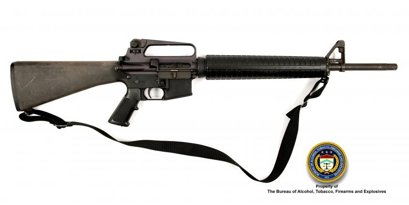 Picture of Superior Arms S-15: Make: Superior Arms Model: S-15 Caliber: 5.56mm