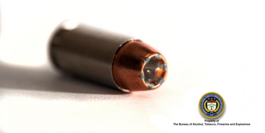 Picture of S&W .40 Cal (Revolver) Hollow Point