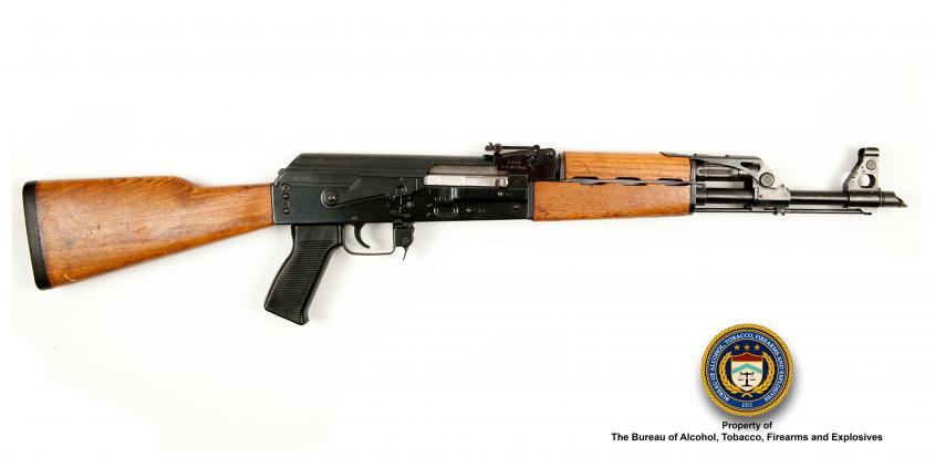 Picture of Tabuk (Iraq): Make: (Iraq) Model: Tabuk Caliber: 7.62x39mm