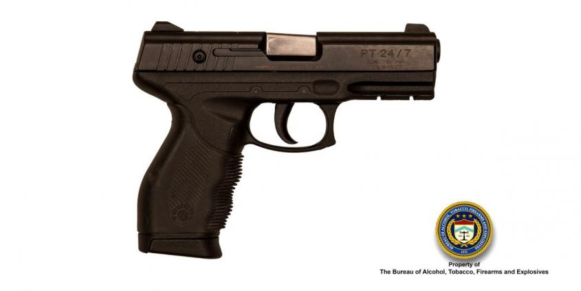 Picture of Taurus Make: PT24/7 Caliber: 9mm