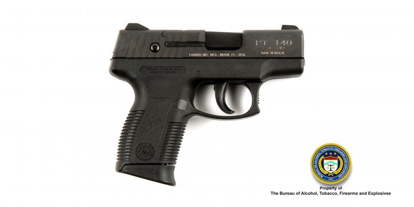 Picture of Taurus PT 140  Make: Taurus Model: PT 140 Caliber: .40 S&W