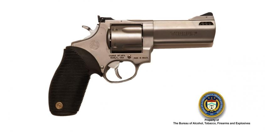 Picture of Taurus Tracker Caliber: .44 Cal (Magnum)