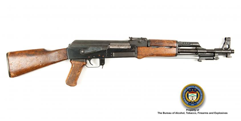 Type 56 (China): Make: (China) Model: Type 56 Caliber: 7.62x39mm