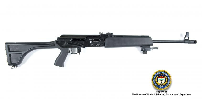 Picture of Vyatskie Polyany VEPR Make: Vyatskie Polyany (Machine Building Plant in Russia) Model: VEPR Caliber: 7.62x51mm