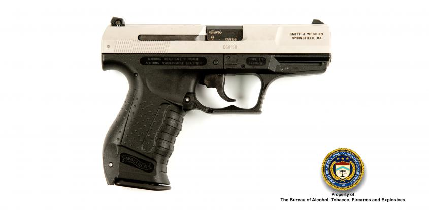 Picture of Walther P99 Make: Walther Model: P99 Caliber: 9mm