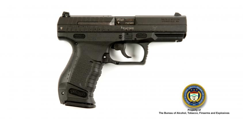 Picture of Walther P99 AS  Make: Walther Model: P99 Caliber: .40 S&W
