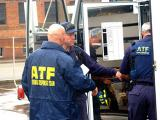 Picture 3 of ATF National Response Team working an Investigation in an Undisclosed Area