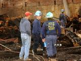 Picture 6 of ATF National Response Team working an Investigation in an Undisclosed Area