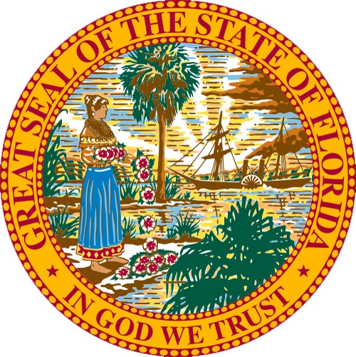 Tampa Field Division State Seals